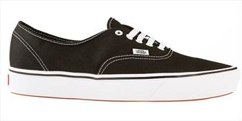 Vans ComfyCush Authentic Skate Shoe, UK 10.5 Black/True White