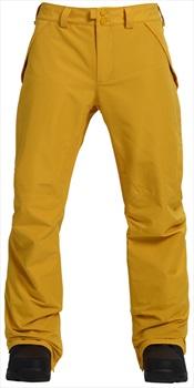 Burton Vent Snowboard/Ski Pants, XS Golden Rod
