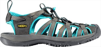 Keen Whisper Women's Walking Sandals UK 7.5 Dark Shadow/Ceramic