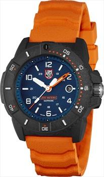 Luminox Navy Seal 3600 Series XS.3603 Wrist Watch, Black/Orange
