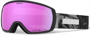 Giro Facet Vivid Pink Women's Ski/Snowboard Goggles, M Black Petal