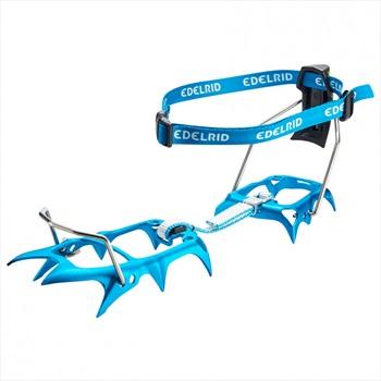 Edelrid Shark Lite Alpine Crampon, UK 1.5-13 | EU 34-48 Icemint