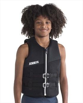 Jobe Neoprene 50N ISO Kids Buoyancy Aid Vest, 16 Black 2020