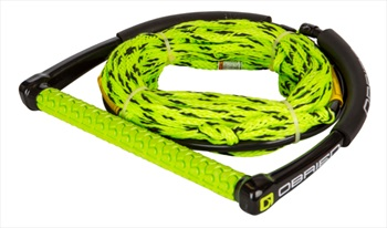 O'Brien Poly-E Wakeboard Combo, 4 Section Green 2019