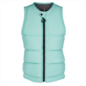 Mystic Star Women's Wakeboard Impact Vest, Small Mist Mint 2020