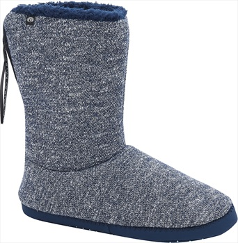 Animal Bollo Women's Slipper Boots, UK 5 Indigo Blue