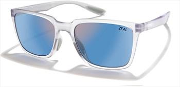 Zeal Campo Horizon Blue Sunglasses, Glacier