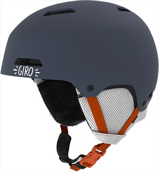 Giro Crue Kids Ski/Snowboard Helmet, S Matte True Navy Namuk