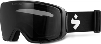 Sweet Protection Interstellar Ski/Snowboard Goggles, O/S Matte Black