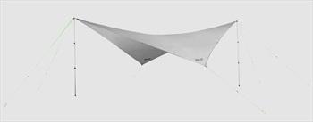 Jack Wolfskin Moonshadow Sun Tent Waterproof Tarp Shelter, Slate