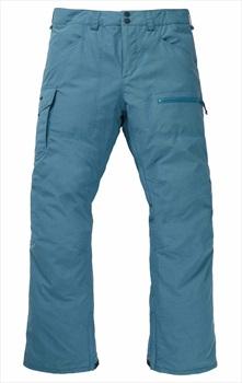 Burton Covert Insulated Snowboard/Ski Pants, XS Storm Blue