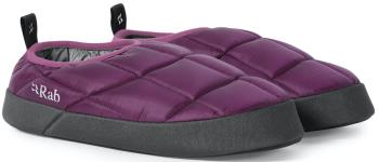 Rab Hut Insulated Camping Slippers, UK 9-10 Berry