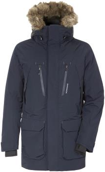 Didriksons Marco Waterproof Padded Parka Coat, M Dark Night Blue