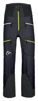 Ortovox 3L Guardian Shell Ski/Snowboard Pants, L Black Raven