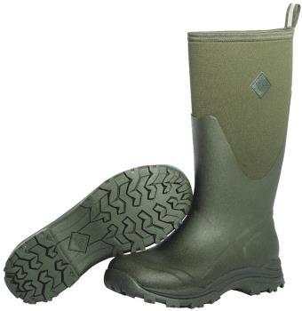 Muck Boot Outpost Tall Men's Wellies UK 12 Moss