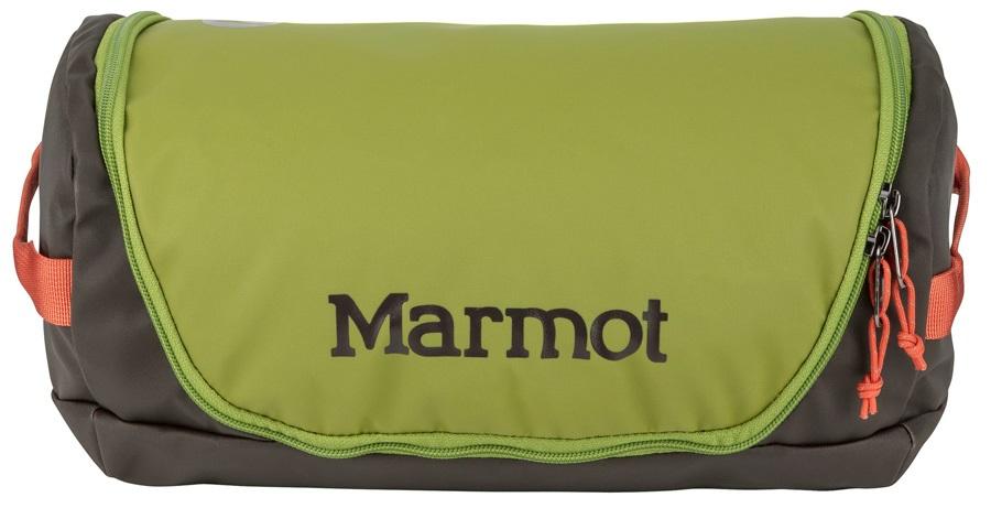 Marmot Compact Hauler Travel Bag - 10L, Cilantro / Raven