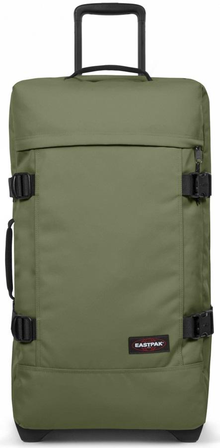 Eastpak Tranverz M Wheeled Bag/Suitcase, 78L Quite Khaki