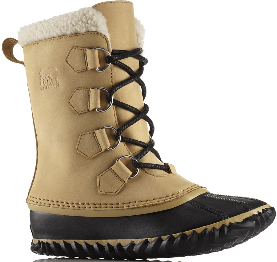 great deals order online beauty Sorel Womens Caribou Slim Women's Winter Snow Boots, UK 8 ...