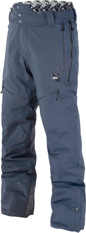 Picture Naikoon Ski/Snowboard Pants, S Dark Blue
