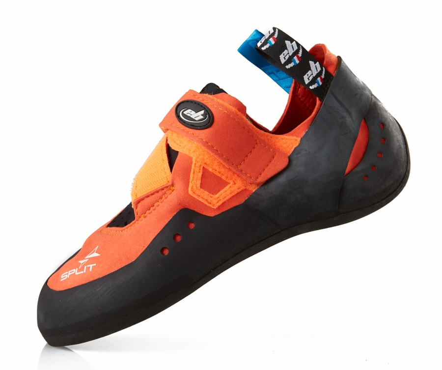 EB Split Rock Climbing Shoe: UK 5+ | EU 38.5, Left Foot Only