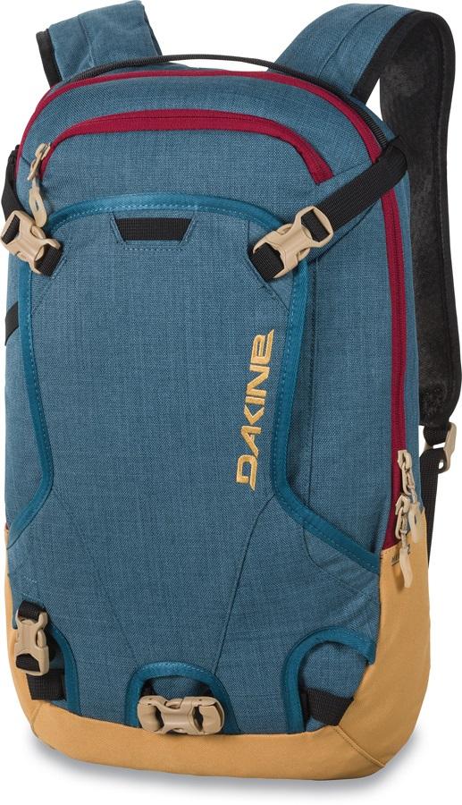 Dakine Heli Pack Women's Ski/Snowboard Backpack 12L Chill Blue