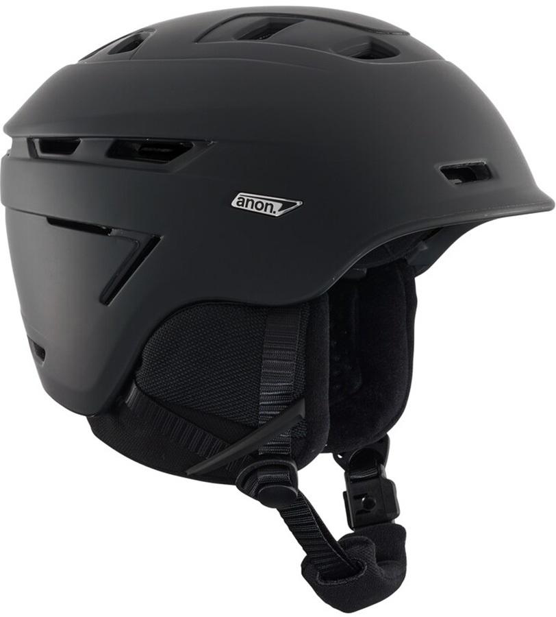 Anon Adult Unisex Echo MIPS Ski/Snowboard Helmet, XL Blackout