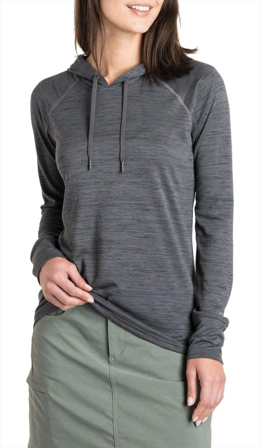 Kuhl Vara Women's Hoody, S Pavement