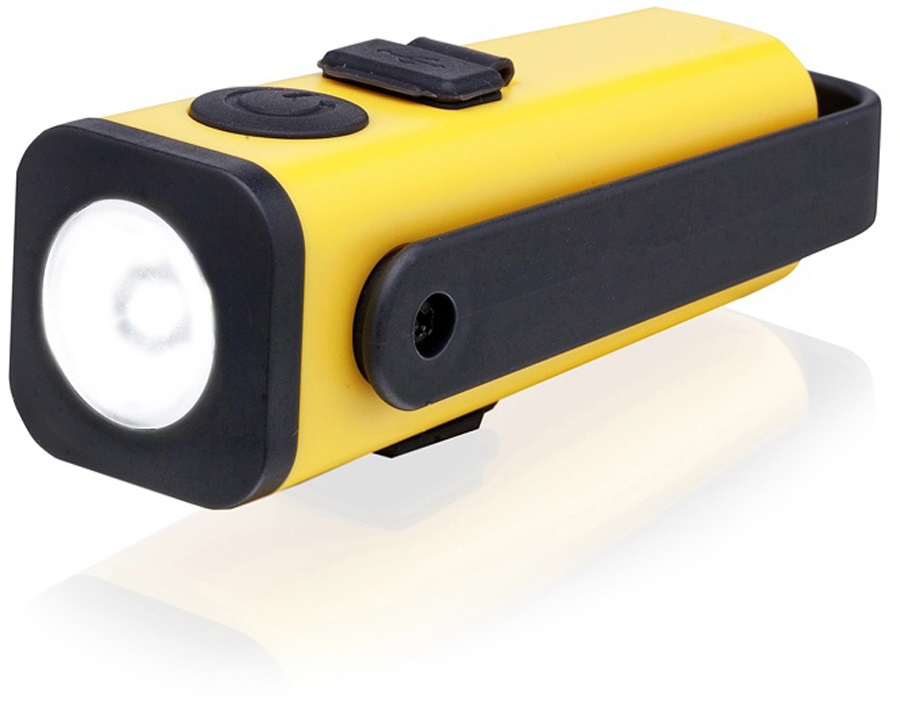 Waka Waka Pocket Light USB Rechargeable Travel Torch, 40 Lumen