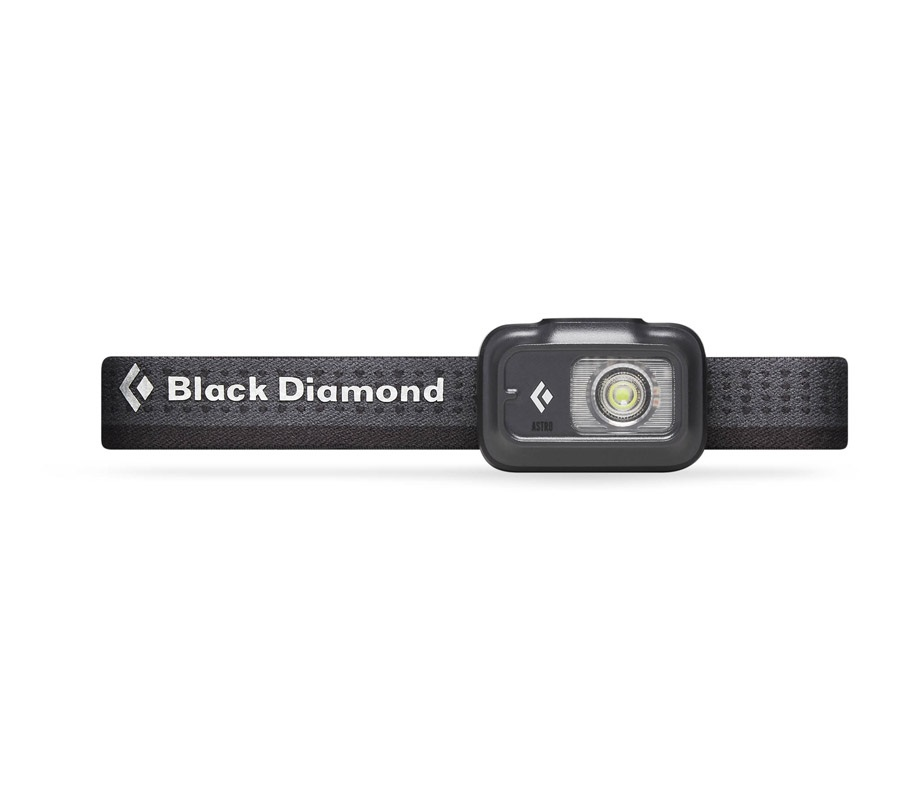 Black Diamond Astro175 Compact LED Headlamp, OS Graphite
