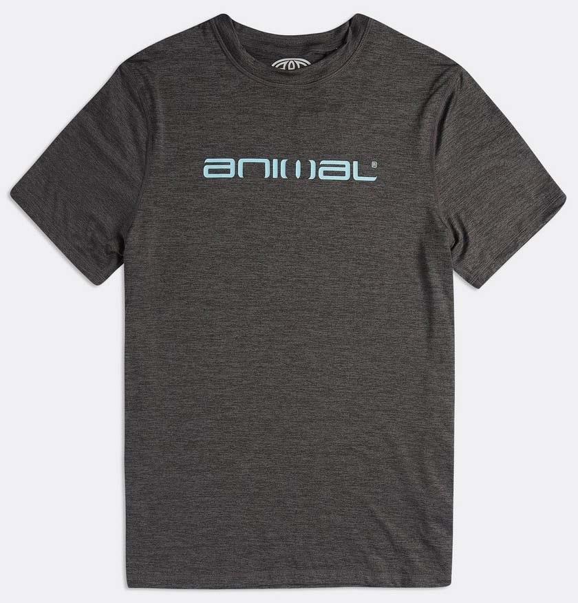 Animal Latero Tee Short Sleeve T-Shirt, M Dark Charcoal Marl