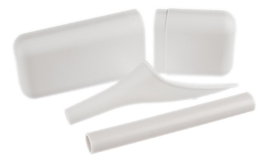 Shewee Extreme Female Urination Device, Pure White