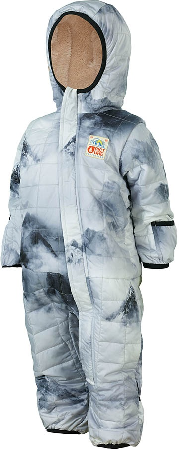 Picture My First BBsuit Kid's One Piece, 12-18 Months Print Camo