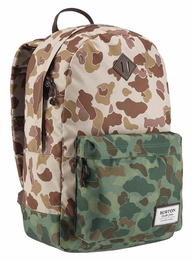 Burton Kettle Backpack, 20L Desert Duck Camo
