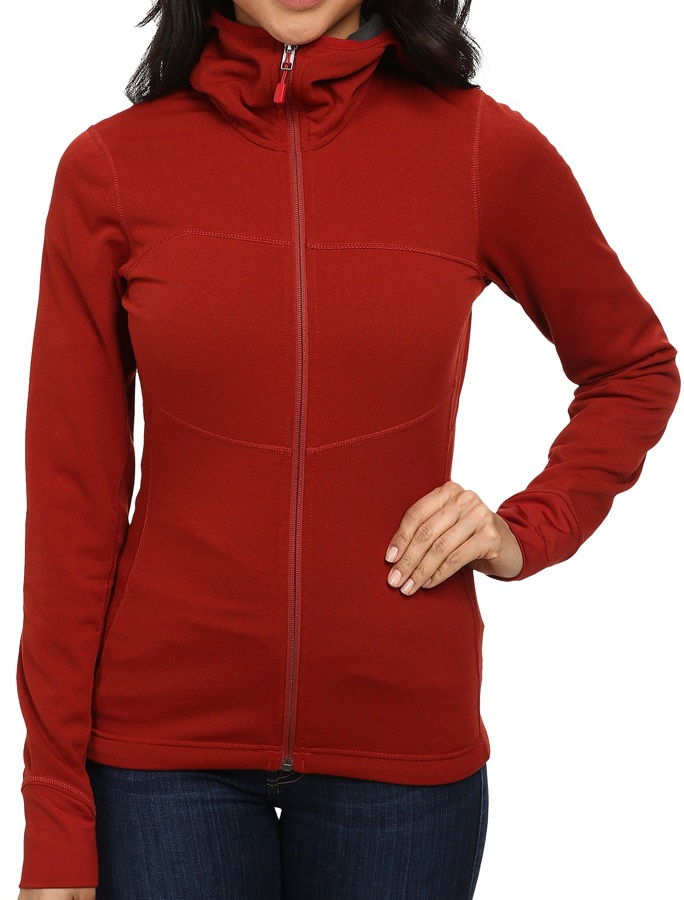 Black Diamond CoEfficient Jacket Women's Polartec Fleece, UK 14