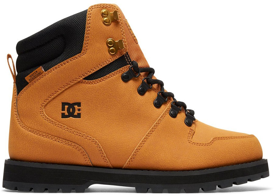 DC Peary Men's Winter Boots, UK 12 Wheat/Black