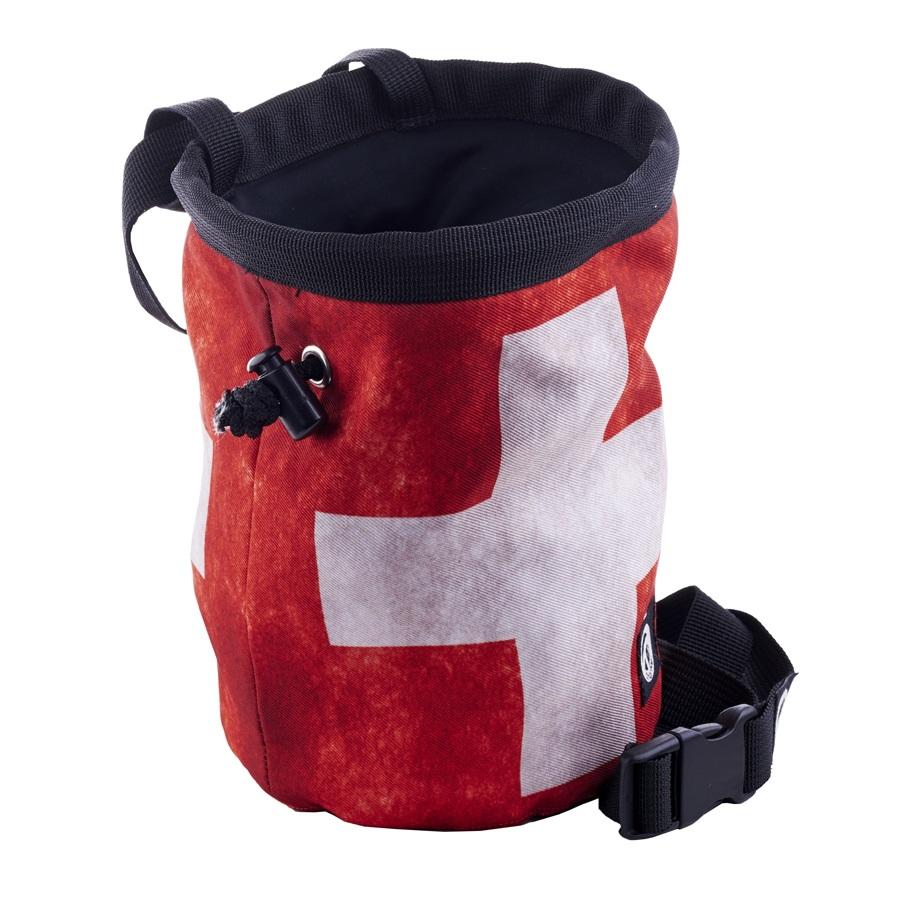 Charko Flag Bags Rock Climbing Chalk Bag Switzerland