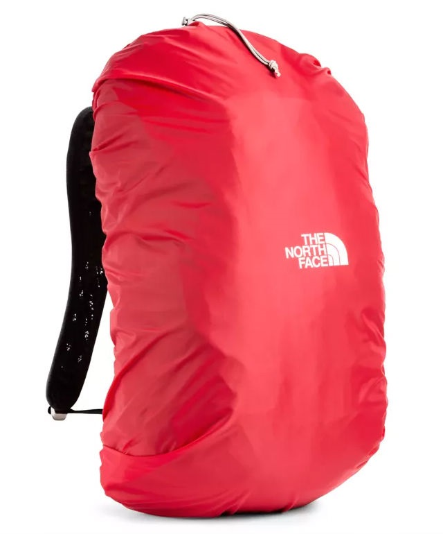 The North Face Pack Rain Cover Rucksack/Backpack Cover L TNF Red