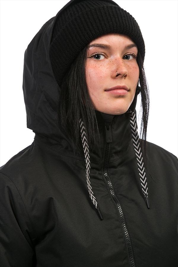 3a037eea Volcom Act Ins Women's Ski & Snowboard Jacket, L BFBC White