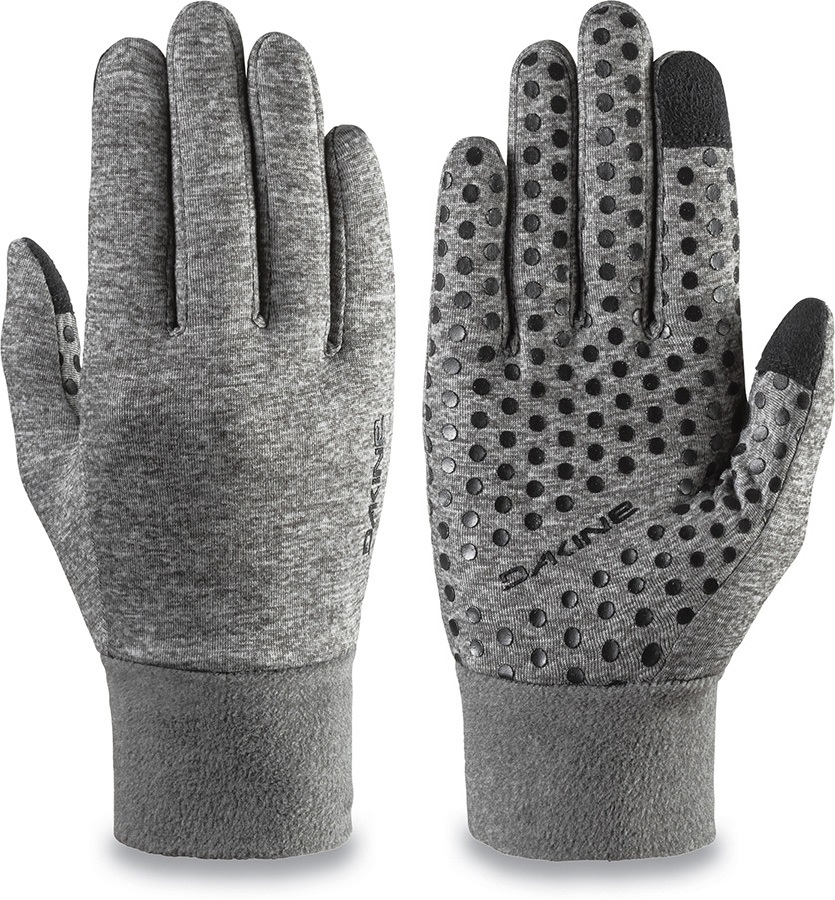 Dakine Storm Fleece Women's Snowboard/Ski Liner Gloves XS Shadow