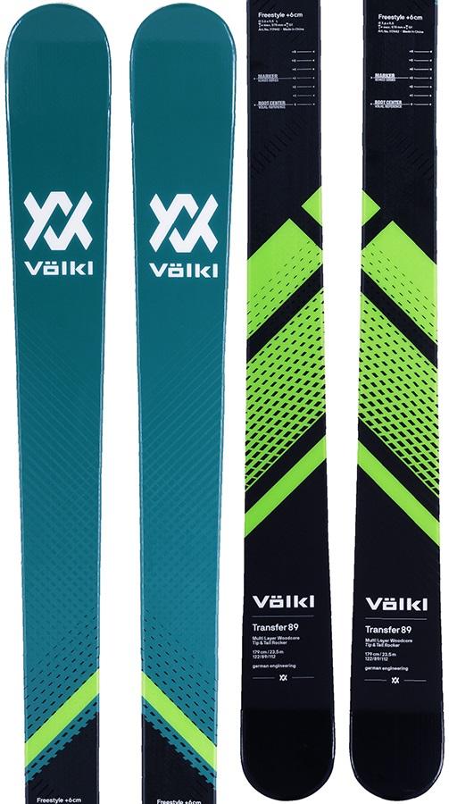 Volkl Transfer 89 Skis, 171cm 2018