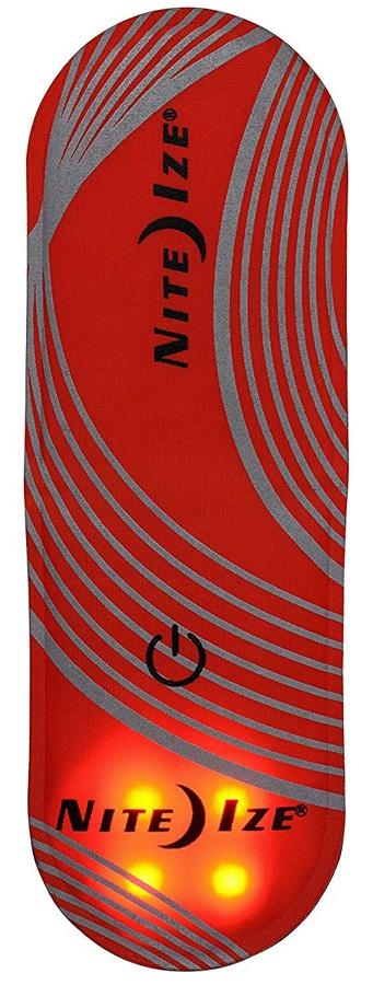 Nite Ize Taglit Magnetic LED Marker High Visibility Nightlight, Red