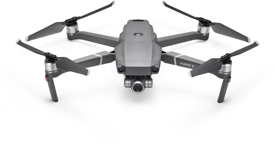 DJI Mavic 2 Zoom Quadcopter Adventure Drone, Fly More Package