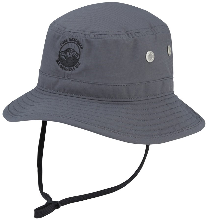 Coal The Spackler Full Brim Hat, M Charcoal