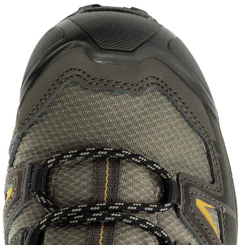 ee30a437 Salomon X ULTRA 3 Mid GTX Hiking Boots, UK 7 Castor Grey