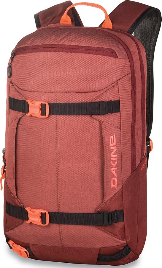 entire collection cheap sale best value Dakine Mission Pro Women's Ski/Snowboard Backpack, 18L Burnt Rose