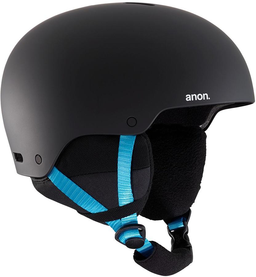 Anon Raider 3 Ski/Snowboard Helmet, M Black Pop