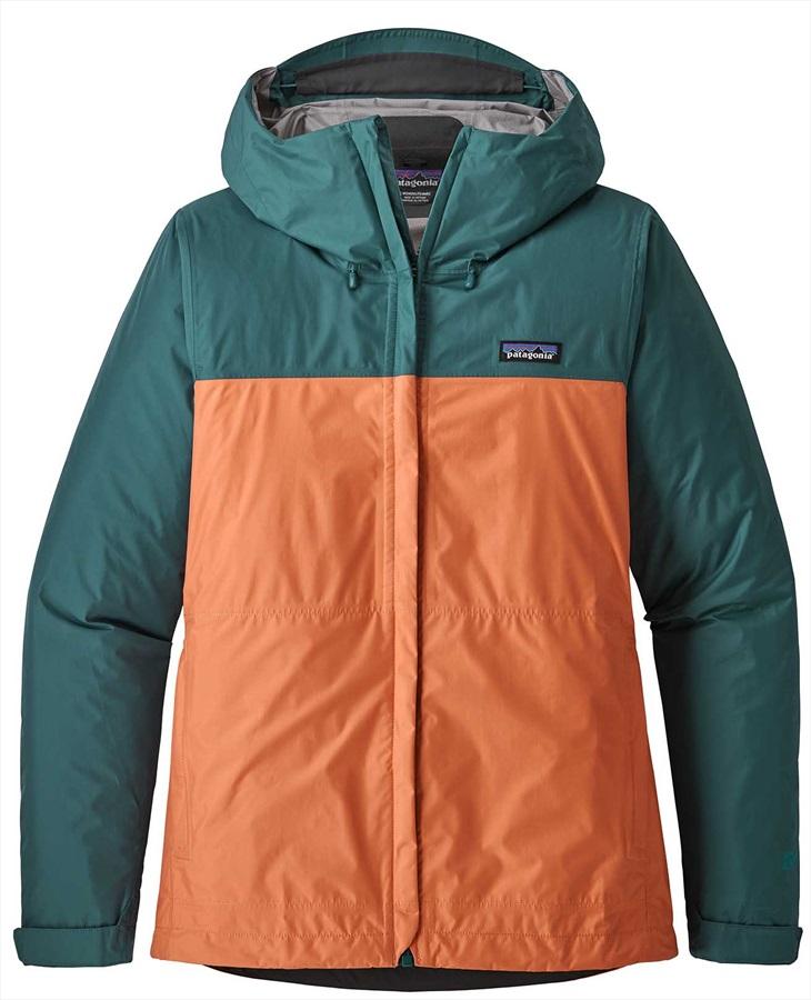 2a87100c78d17 Patagonia Torrentshell Women's Waterproof Jacket, UK 14 Tasmanian Teal