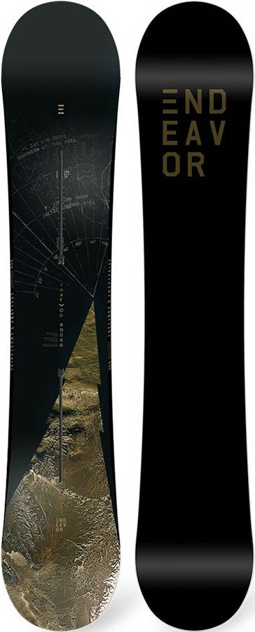 Endeavor BOD Board Of Directors Snowboard, 162cm 2020