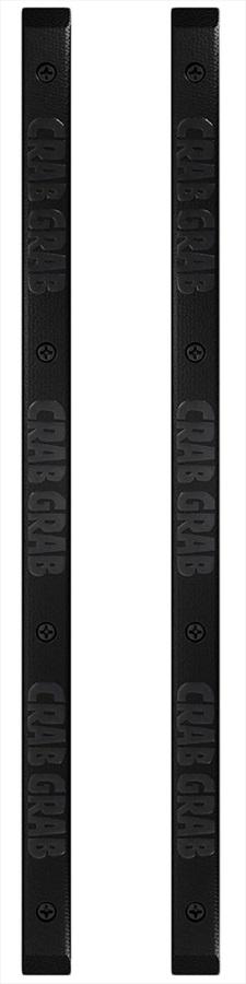 Crab Grab Skate Rails Snowboard Stomp Pad, Black