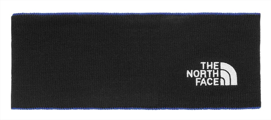 The North Face Chizzler Ski Headband, One Size TNF Blue/TNF Black